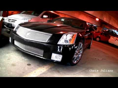 Cadillac XLR V V8 supercharged 443 HP Walk Around Video