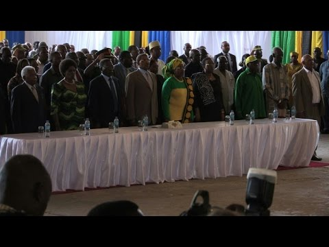 Magufuli officially announced as President of Tanzania