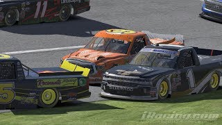 iRacing NASCAR Class C Fixed at Talladega 10/14/2018