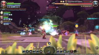 Dragon Nest RuOff Professor K with Ghost Cleric