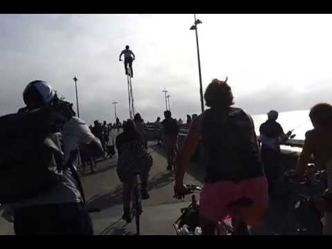 STOOPIDTALL - View From a Small Bike - CicLAvia 2013