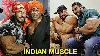 Biggest Bodybuilders From India 2018 | Indian Mass Monsters | Bodybuilding Motivation 2018
