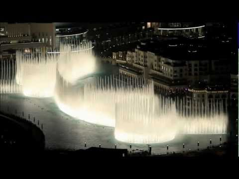 The Dubai Fountain video