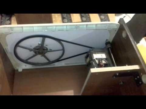 Гончарный круг из стиральной машины своими руками
