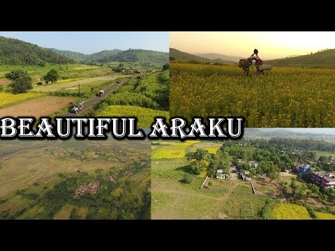 Beautiful Tourist Place Araku Valley | Araku Valley for Wonderful Getaway #9RosesMedia