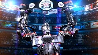 Real Steel WRB II FINAL Blac Jac VS Zeus (champion) King Of The Robots NEW UPDATE (Живая Сталь)