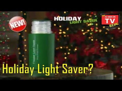 holiday light saver as seen on tv commercial buy holiday light saver as seen on tv christmas