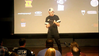 Patrick Canny - 1A Final - 1st Place - UYYC 2017 - Presented by Yoyo Contest Central