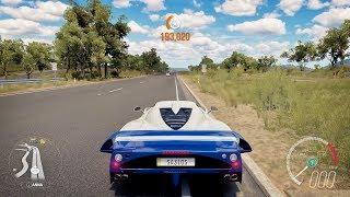 Forza Horizon 3 Maserati MC12