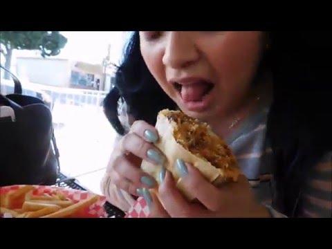 Norms Hamburger Burbank (My Boo and I Food Review)