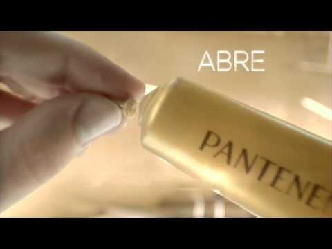 Pantene Pro V Ampollas Rescate 1 minuto (con Martina Klein)