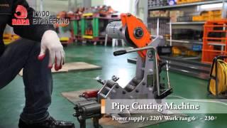 dies, press pipe, Pipe Cutting Machine, Pipe Bending Machine  Pipe Cutter Wheel by ILWOO Engineering