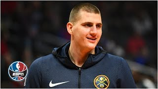 Nuggets center Nikola Jokic developing into the face of the franchise | NBA on ESPN
