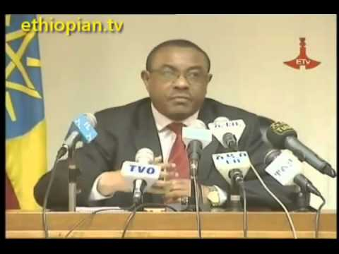 Prime Minister Hailemariam Desalegn Press Conference : Part 1