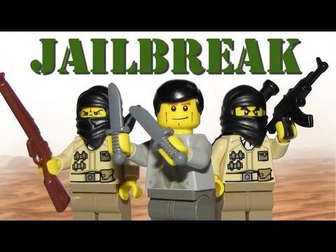 Lego Jailbreak Music Videos