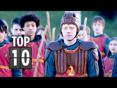 Top Ten Fake Movie Sports & Competitions - Movie HD