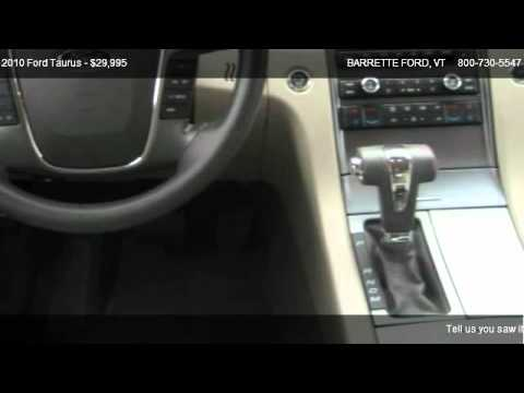 2010 Ford Taurus Limited - for sale in SWANTON, VT 05488