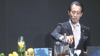 バーテンダー日本代表は槙永さん
