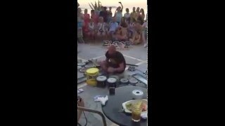#Video #Viral The Best Ever Music With Trash Street Performance Increible Musica Con Basura