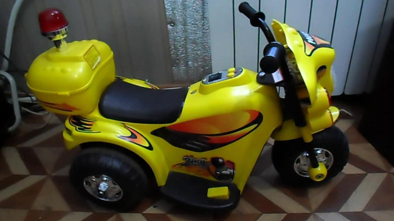 Сделать детский мотоцикл своими руками 365