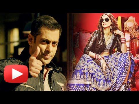 Salman Khan Promotes Sonam Kapoor's Film Dolly Ki Doli
