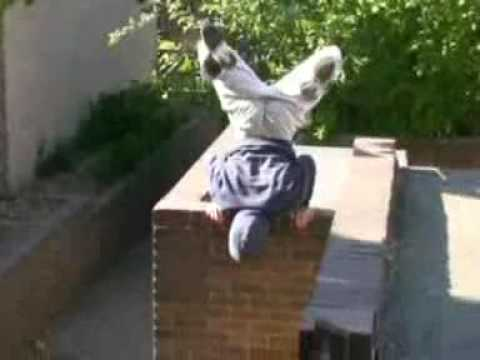 Worlds best parkour