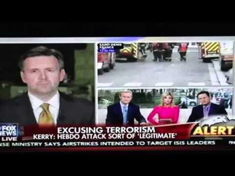 Fox News Host Battles Josh Earnest Over Obama Paris Remarks | TheBlaze