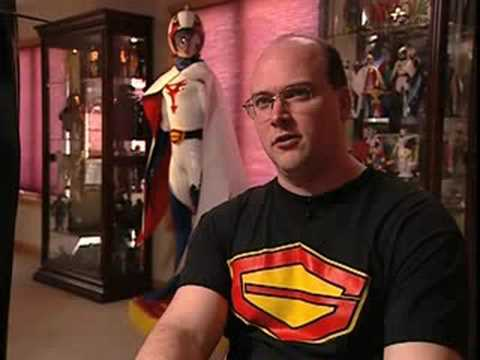 Alex Ross - Gatchaman part 1