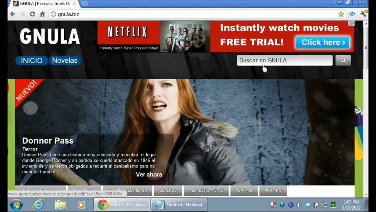 gratis movies online