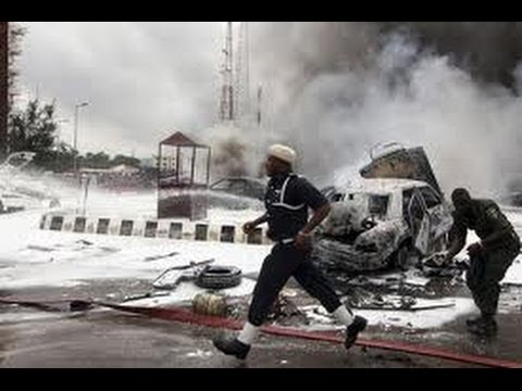 Blast hits World Cup viewing area in northeast Nigeria - 18 June 2014