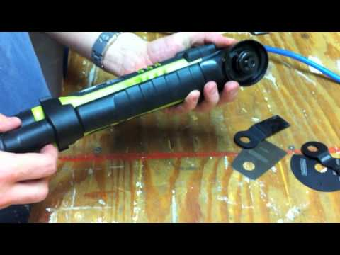 Rockwell RK2514K2 LithiumTech Cordless Sonicrafter – Review