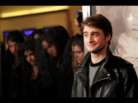 DRUNK ON SET: HARRY POTTER STAR DANIEL RADCLIFFE ADMITS BEING WASTED ON HARRY POTTER SET