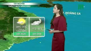 Thời tiết cuối ngày 27/10/2018: Mưa ở miền Trung | VTC14