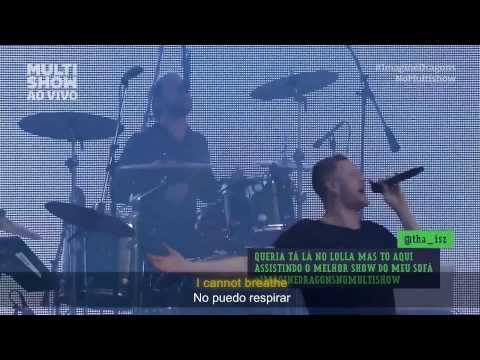 Imagine Dragons - Hear Me, Live (lyrics english/español)
