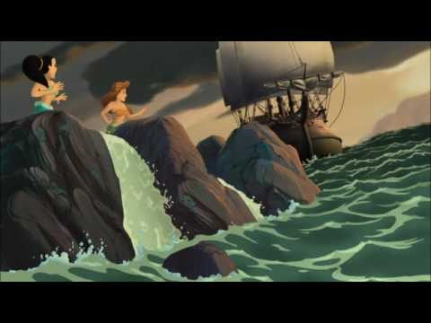 The Little Mermaid: Ariel's Beginning Entire Beginning