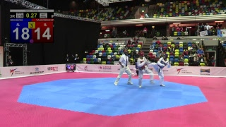World Taekwondo GP London -Day 1 - Session 2 –Mat 3