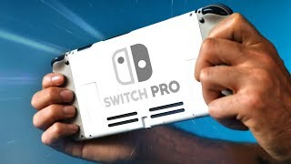 New Nintendo Switch Pro Coming?