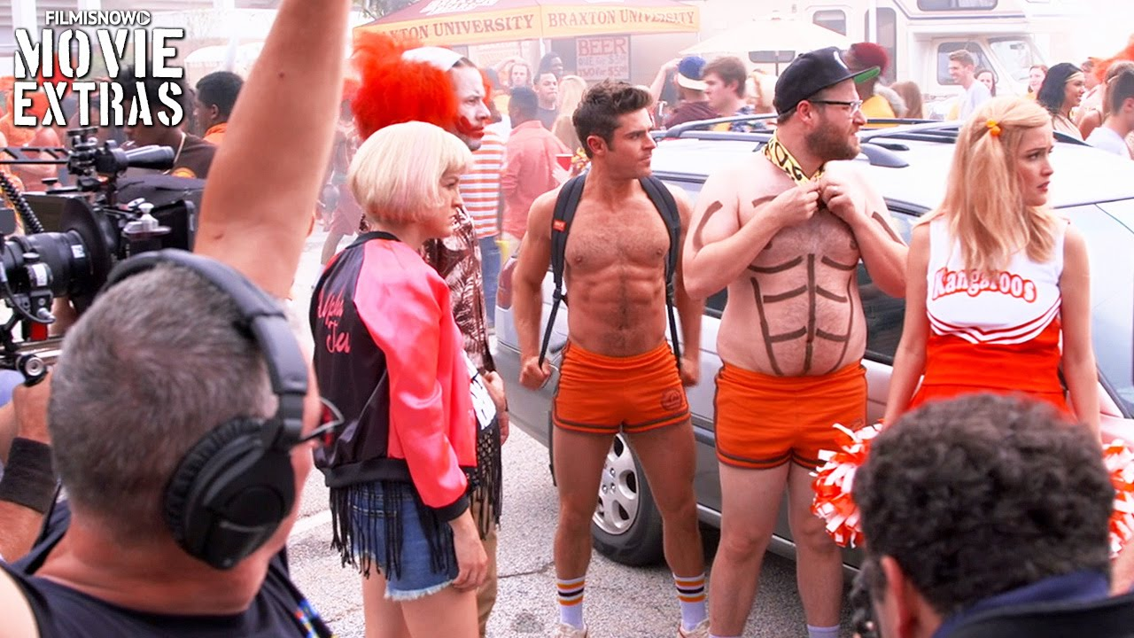 Go Behind the Scenes of Neighbors 2: Sorority Rising (2016)