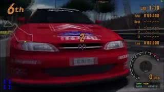 Gran Turismo 3 - FF Challenge [PRO] (+ Prize Car/Colours)