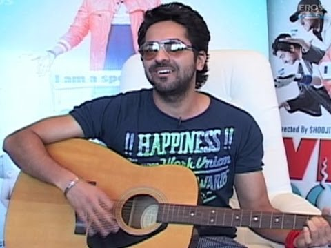 'Pani Da Rang' Contest Winner With Ayushmann Khurrana