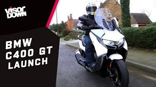 BMW C400 GT 2019 REVIEW