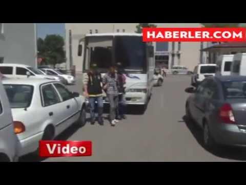 Kadın İç Çamaşırı Çalan Hırsız Yakalandı