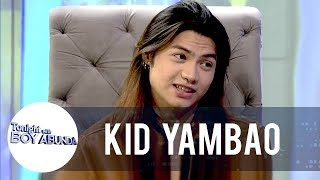 "Kid shares exciting details about ""Pamilya Ko"" 
