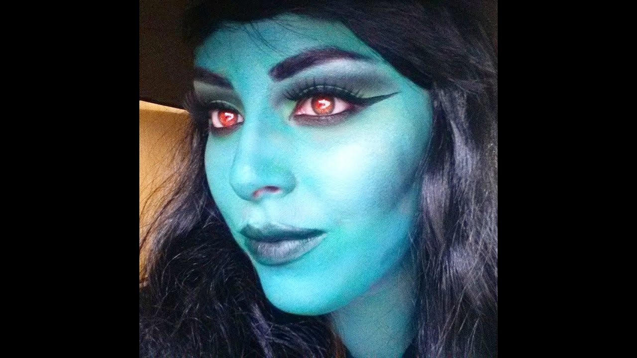 Wicked Musical Elphaba Makeup Elphaba Wicked Makeup