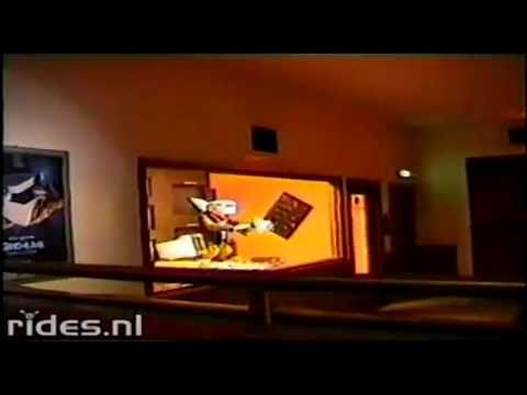 "Gremlins Invasion ""New"" Onride - Movieworld Germany"