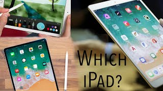 What's the best iPad to Buy? (2019)