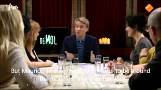 Wie is de Mol (The Mole) finale 2014 S14E10 with english subtitles