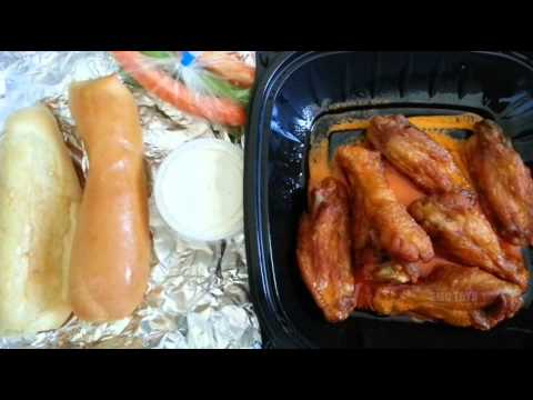 SMU Toys Lunch & Haul (Buffalo Wings, Toys, DVD's & CD), 9/12/2014