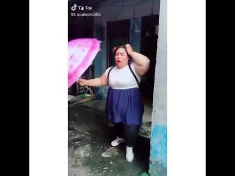 Tiktok Orang Gendut Lucu