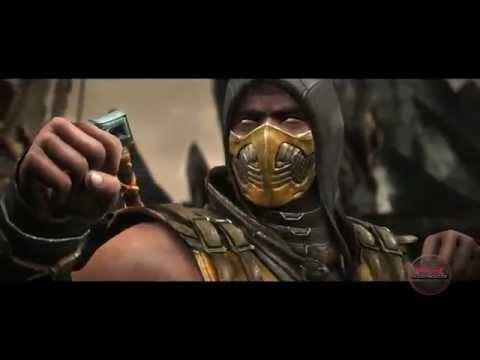 Поиграл в Mortal Kombat X - первые впечатления